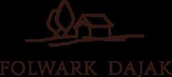 Folwark Dajak logo ciemne